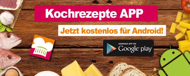 Kochen Und Backen App kochrezepte at rezepte zum kochen und backen